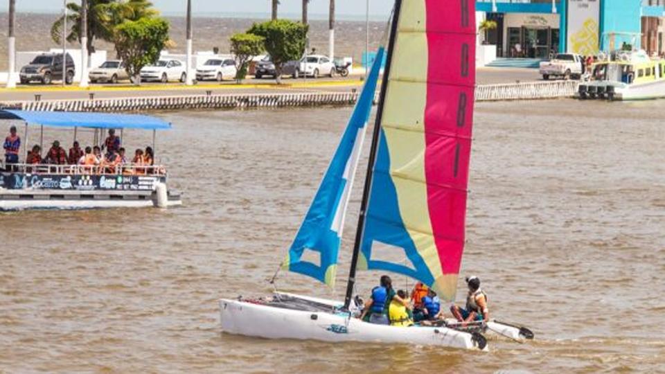 Chetumal se convierte en sede del Festival Acuático Cultural, Deportivo  Mayas y Piratas