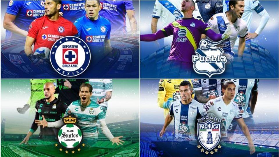 Así quedaron las semifinales del Guardianes 2021 de la Liga MX